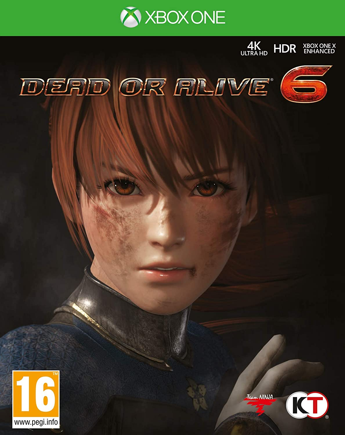 Dead or Alive 6 Xbox One occasion