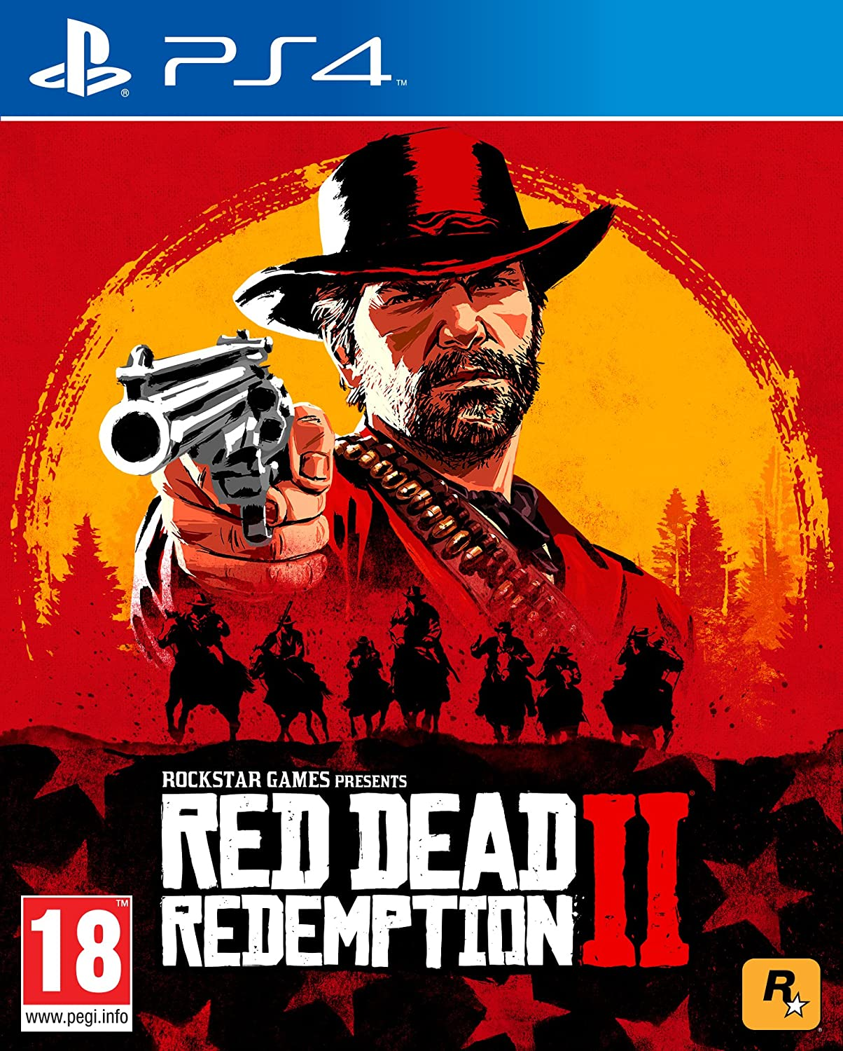 Red Dead Redemption 2 PS4 occasion