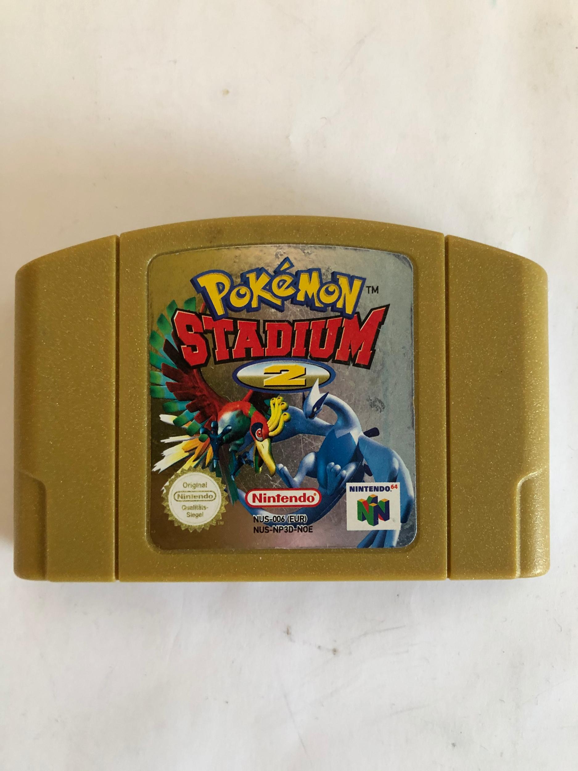 Pokémon Stadium 2