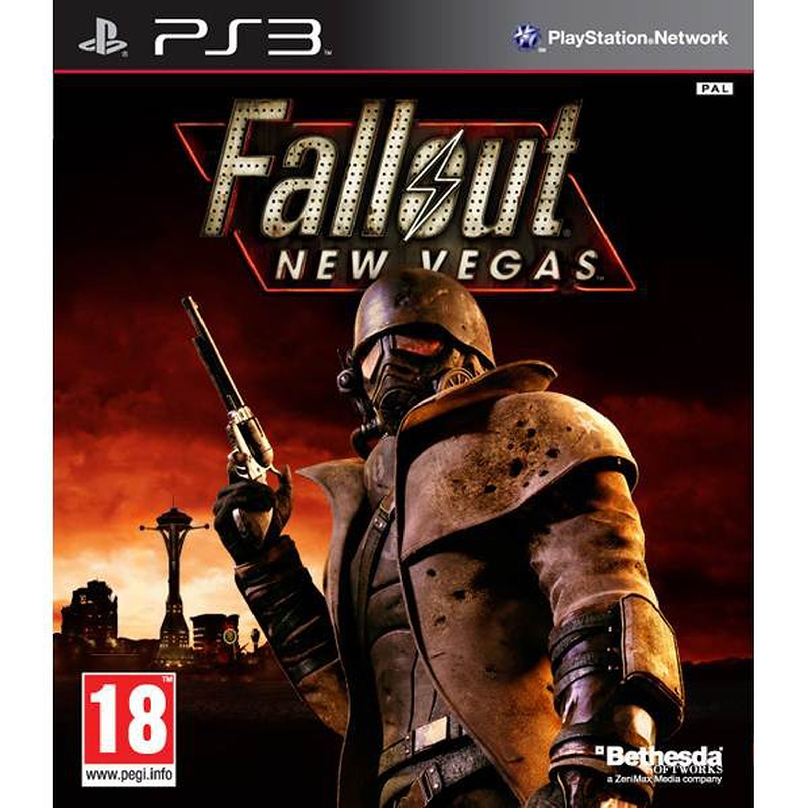 Fallout New Vegas PS3 occasion