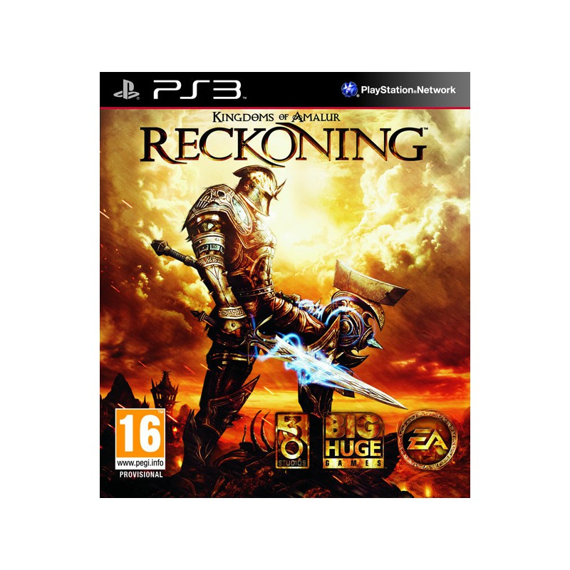 Les Royaumes D\'amalur Reckoning PS3 occasion