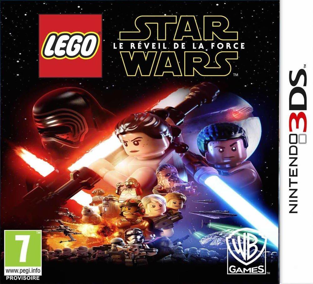 Lego Star Wars Le Réveil de la Force 3DS occasion
