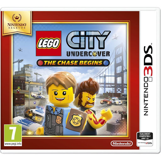 Lego City Undercover The Chase Begins 3DS occasion