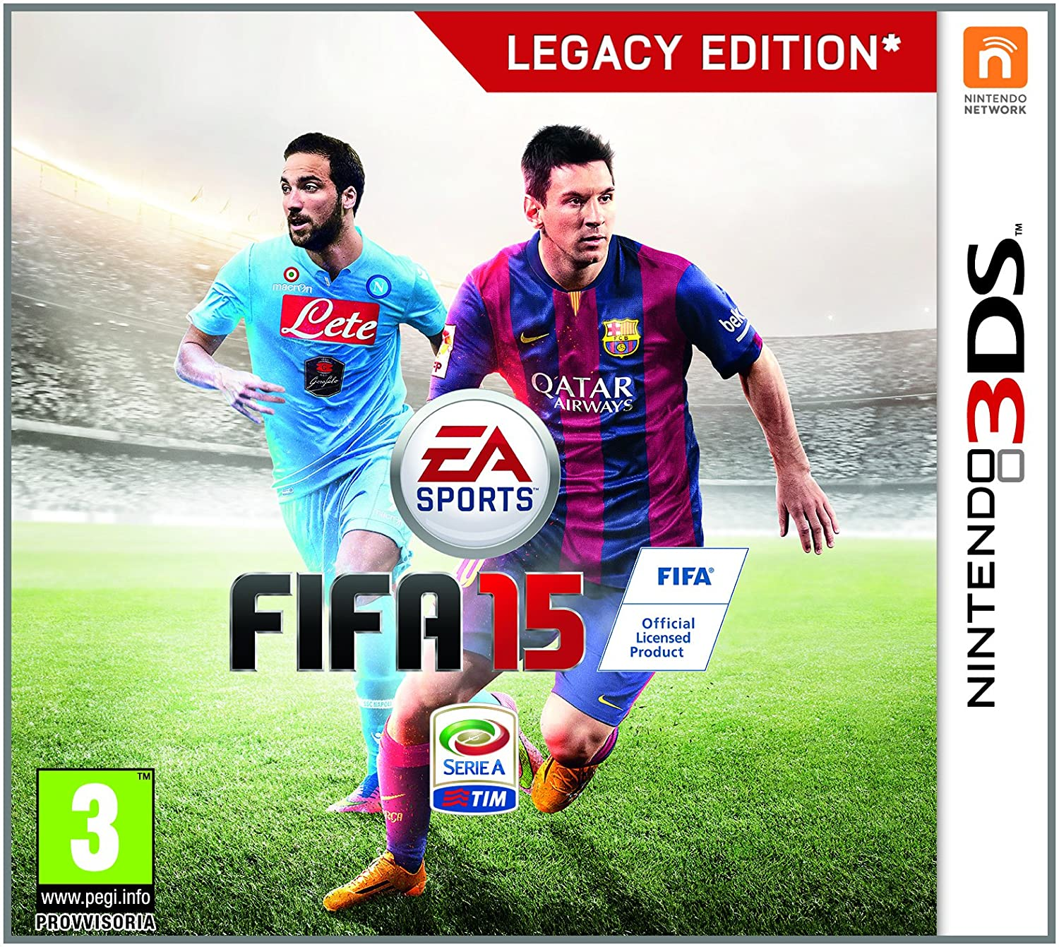 FIFA 15 3DS occasion