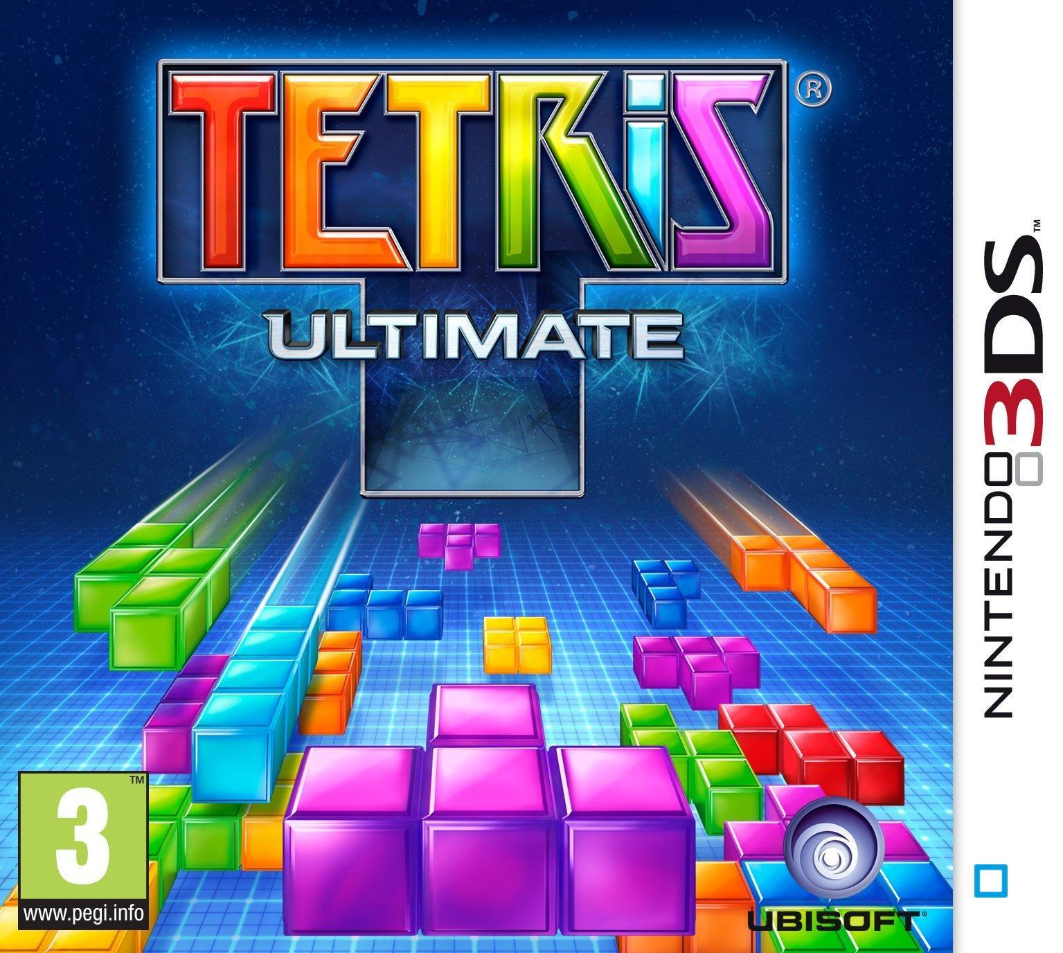 Tetris Ultimate 3DS occasion
