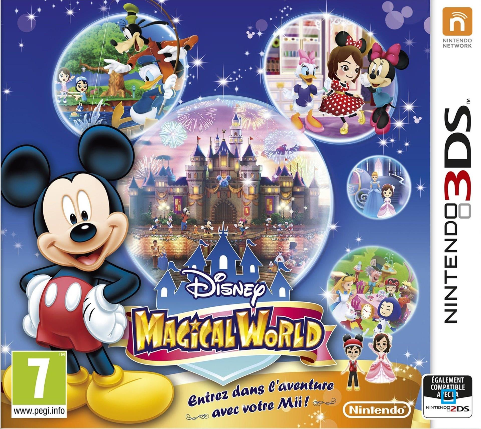 Disney Magical World 3DS occasion