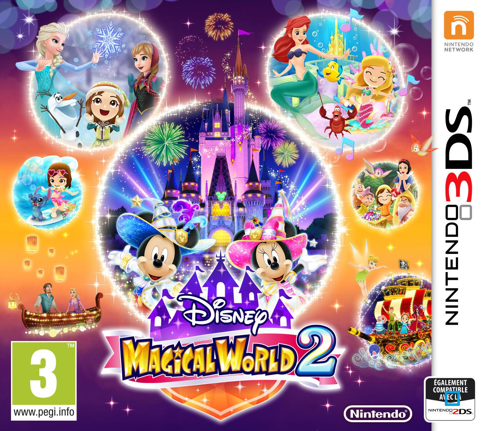 Disney Magical World 2 3DS occasion