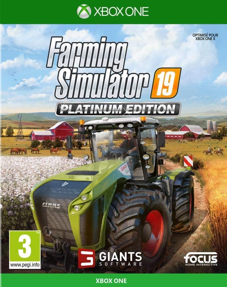 Farming Simulator 19 Xbox One occasion