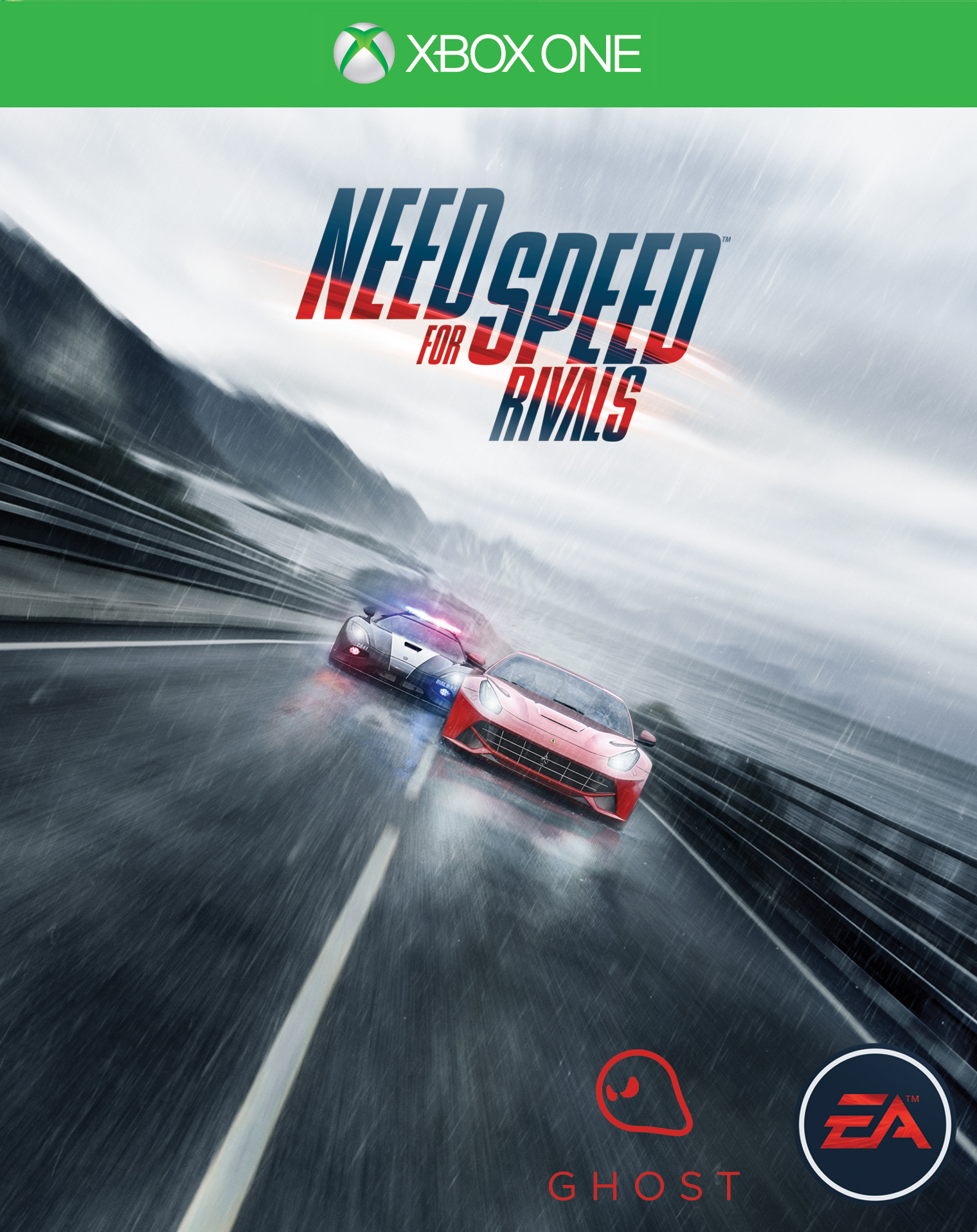 Need For Speed Rivals Xbox One occasion