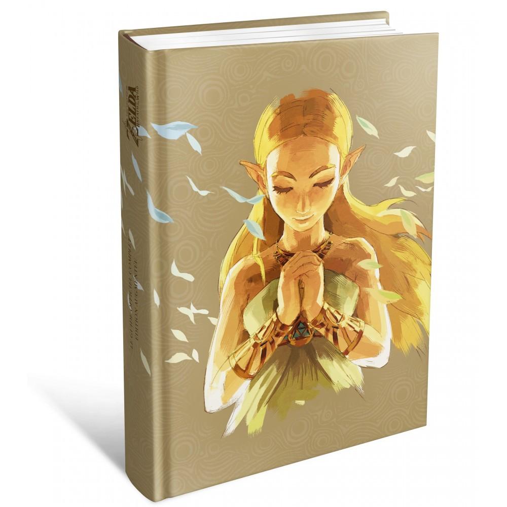 Guide Zelda Breath of the Wild Edition Augmentée