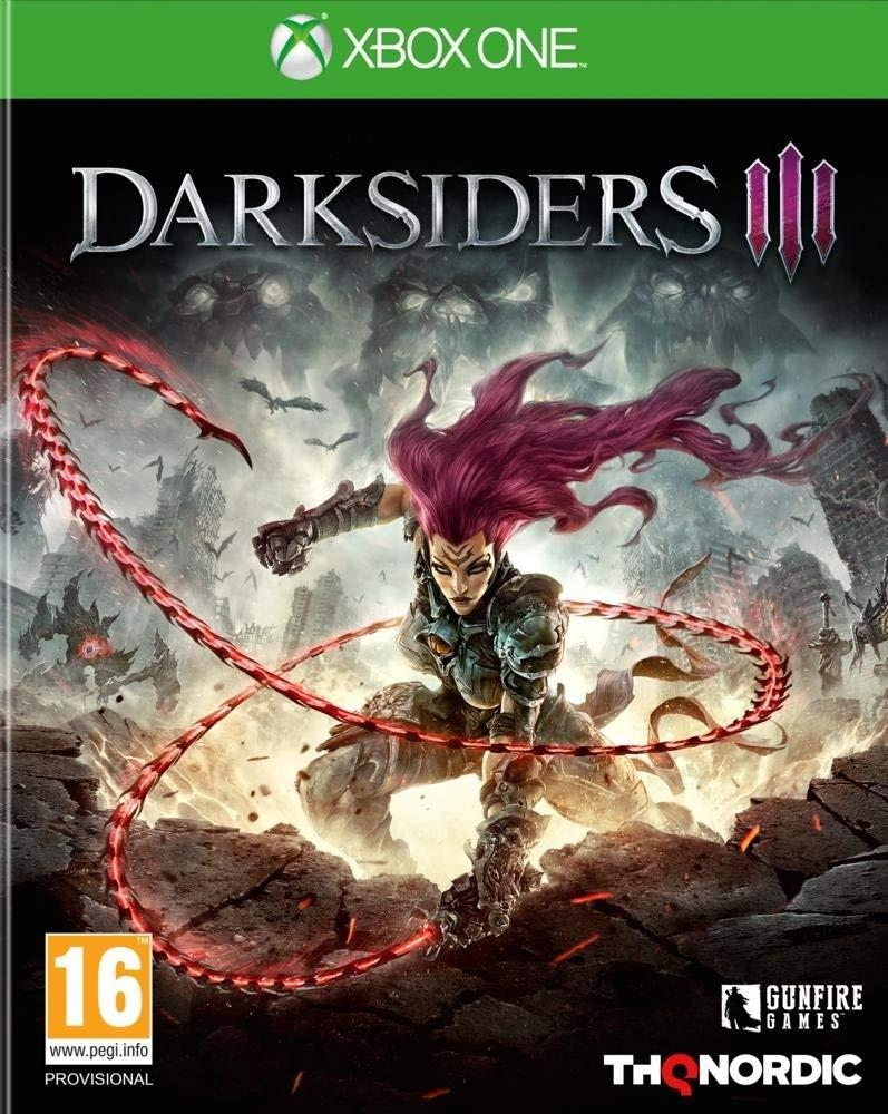Darksiders 3 Xbox One occasion
