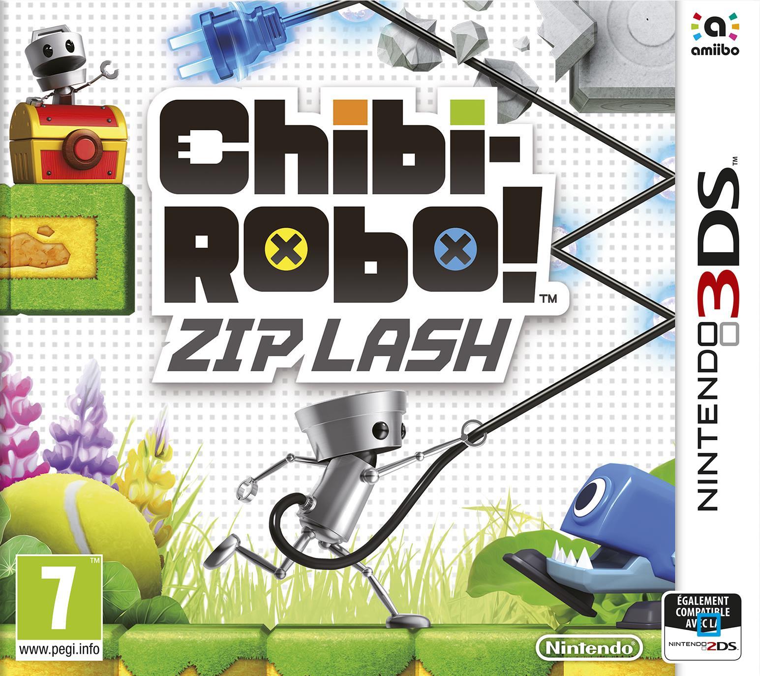 Chibi-Robo Zip Lash 3DS occasion