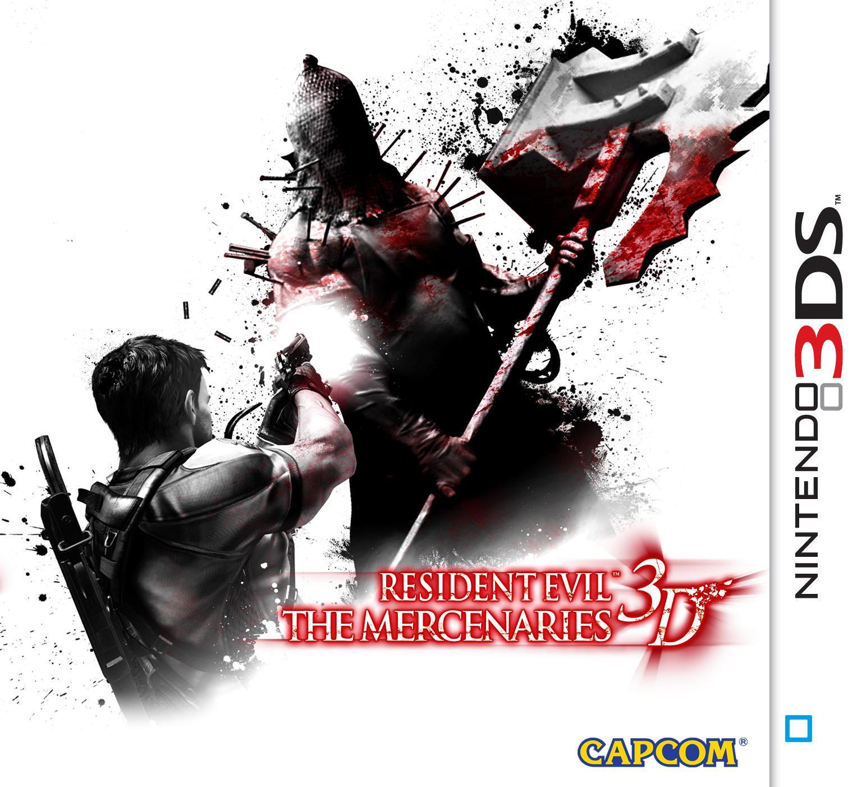 Resident Evil The Mercenaries 3D 3DS occasion