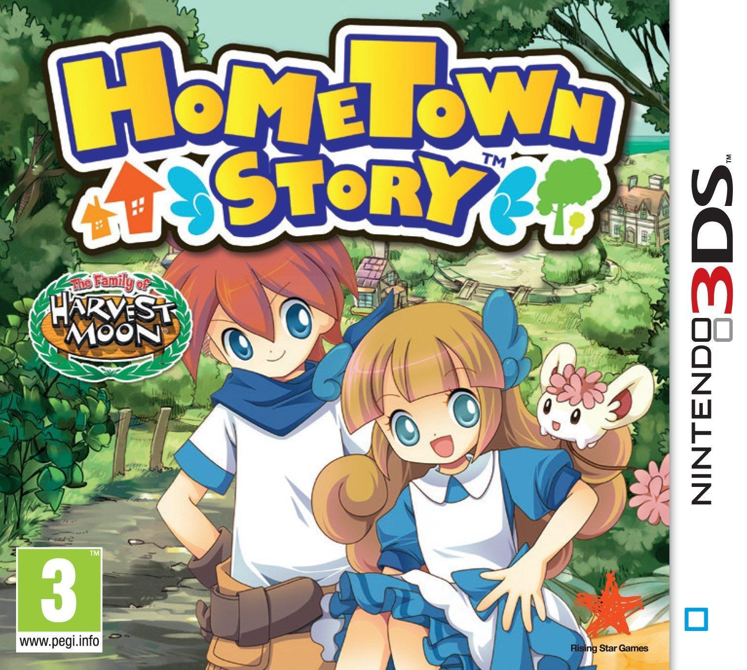 Hometown Story 3DS occasion