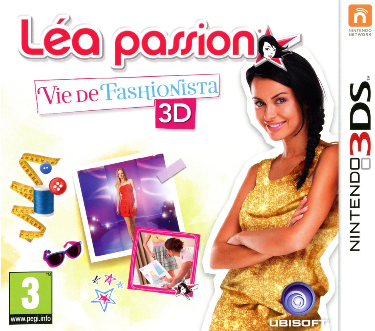 Lea Passion Vie De Fashionista 3DS occasion