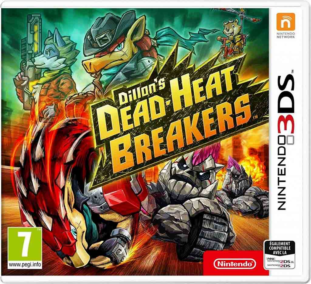 Dillon\'s Dead-Heat Breakers 3DS occasion