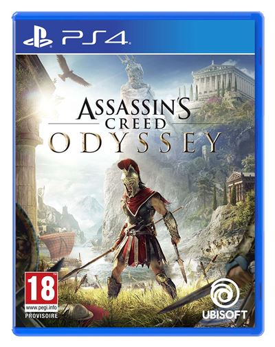 Assassin\'s Creed Odyssey occasion PS4