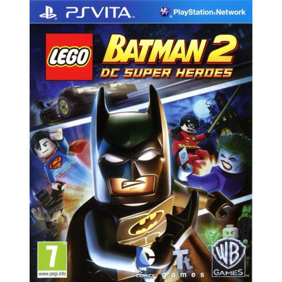 Lego Batman 2 DC Super Heroes PS Vita occasion