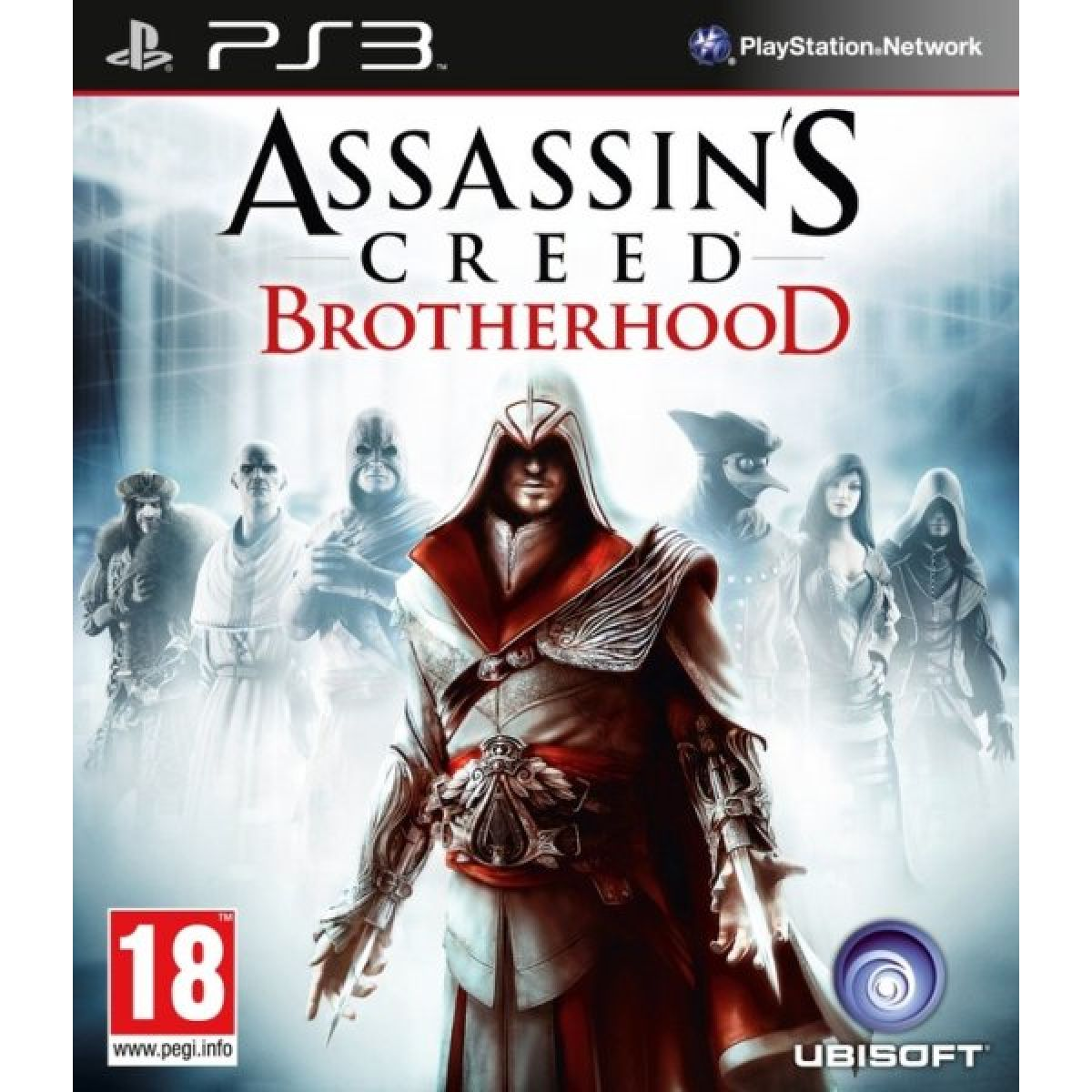 Assassin\'s Creed Brotherhood PS3 occasion