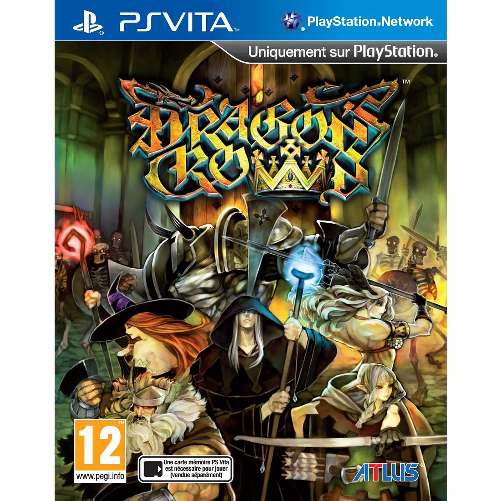 Dragon\'s Crown PS Vita