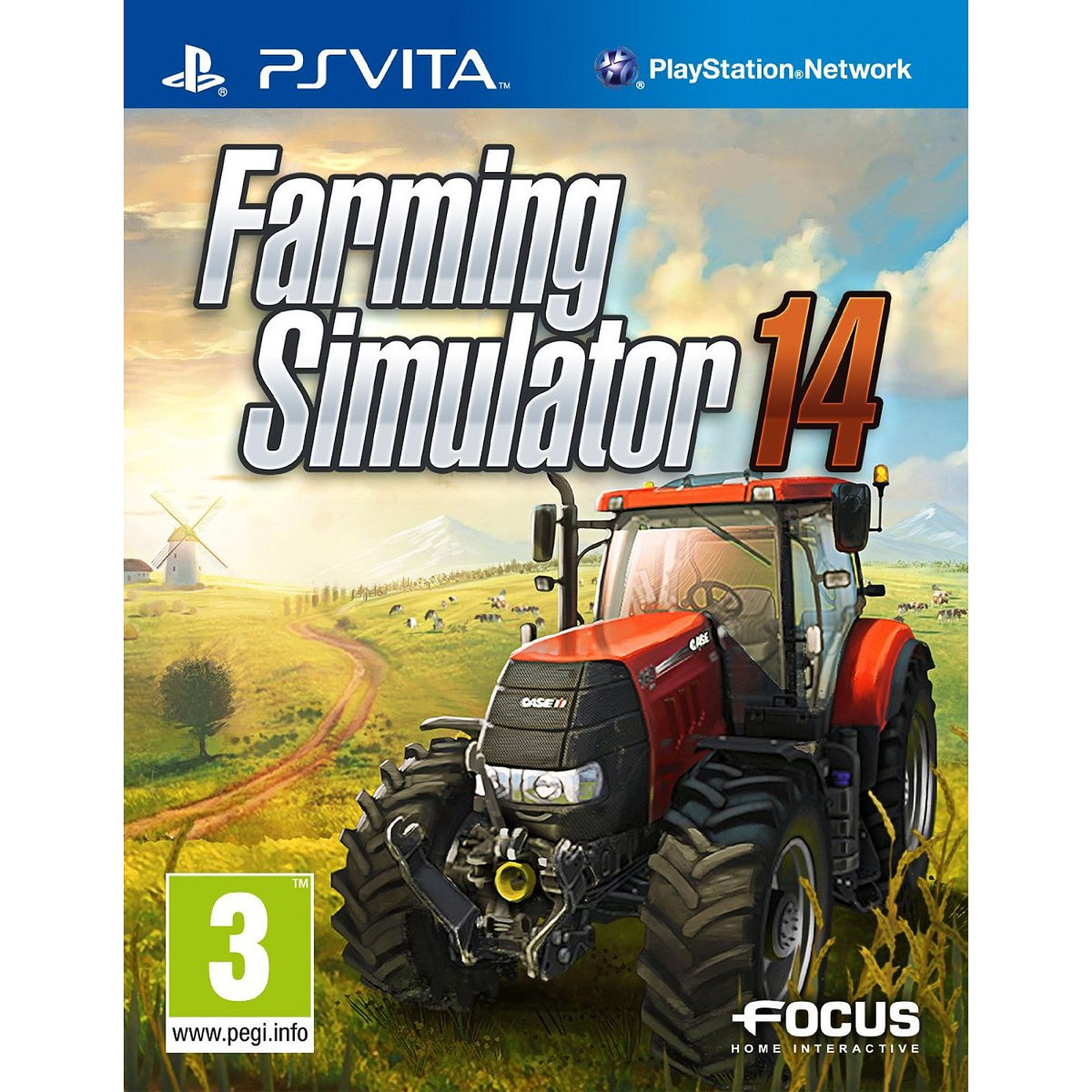 Farming Simulator 14 PS Vita
