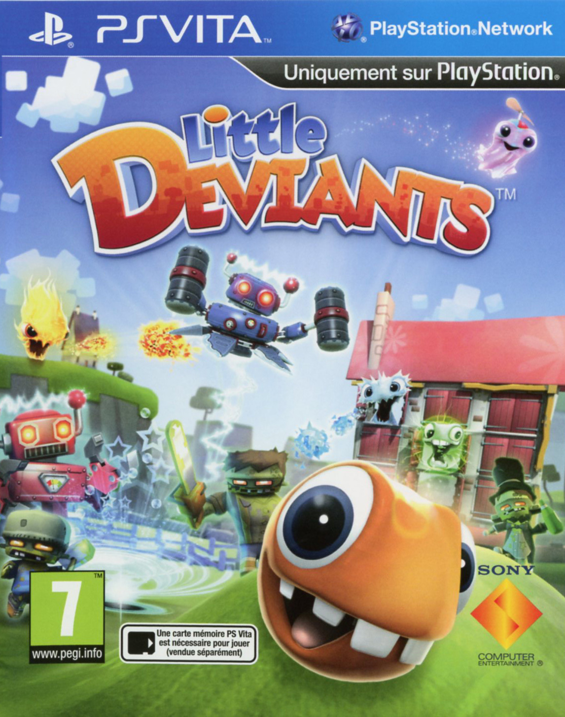 Little Deviants PS Vita occasion