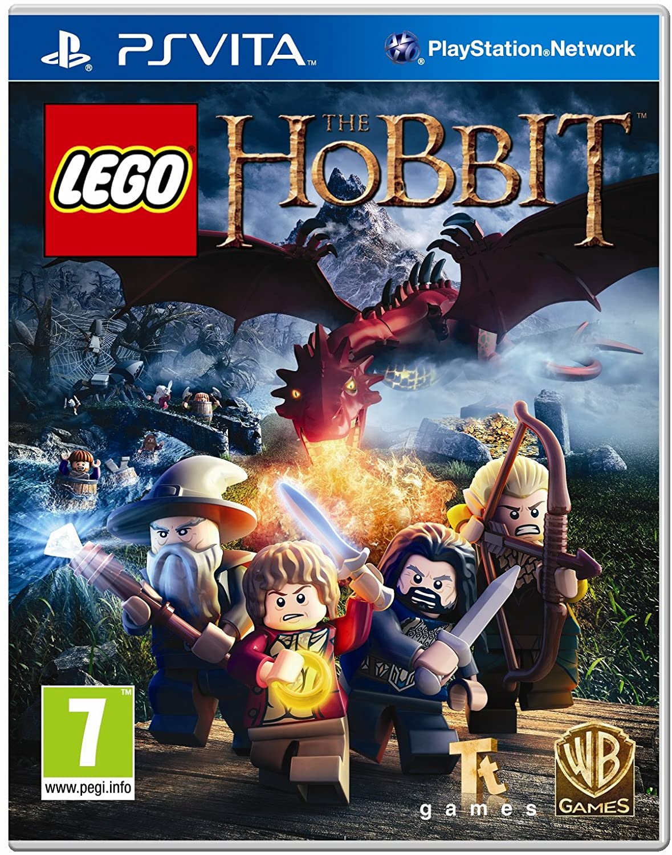 Lego Le Hobbit PS Vita