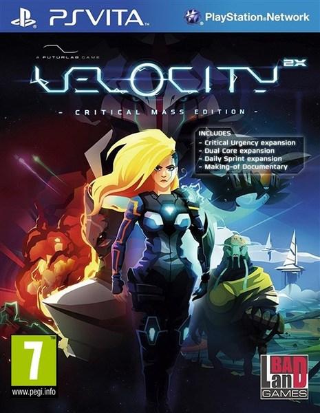 Velocity 2X Critical Mass Edition PS Vita