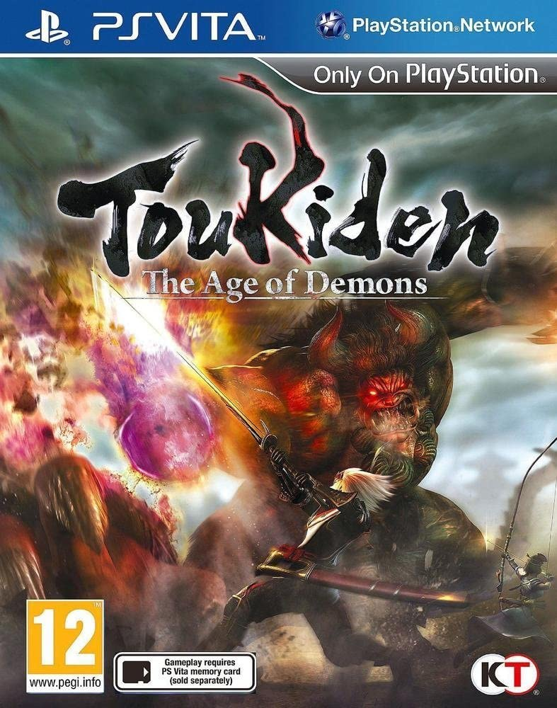 Toukiden The Age of Demons PS Vita