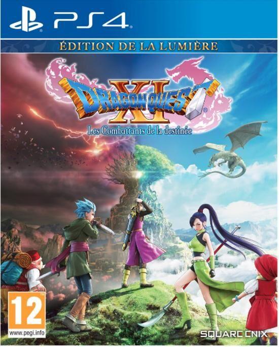 Dragon Quest XI Les Combattants De La Destinée PS4 occasion
