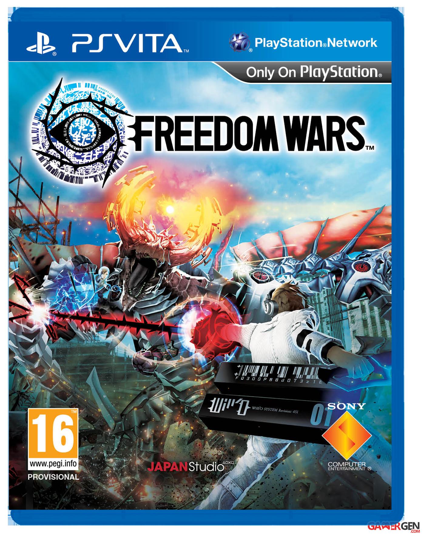 Freedom Wars PS Vita occasion