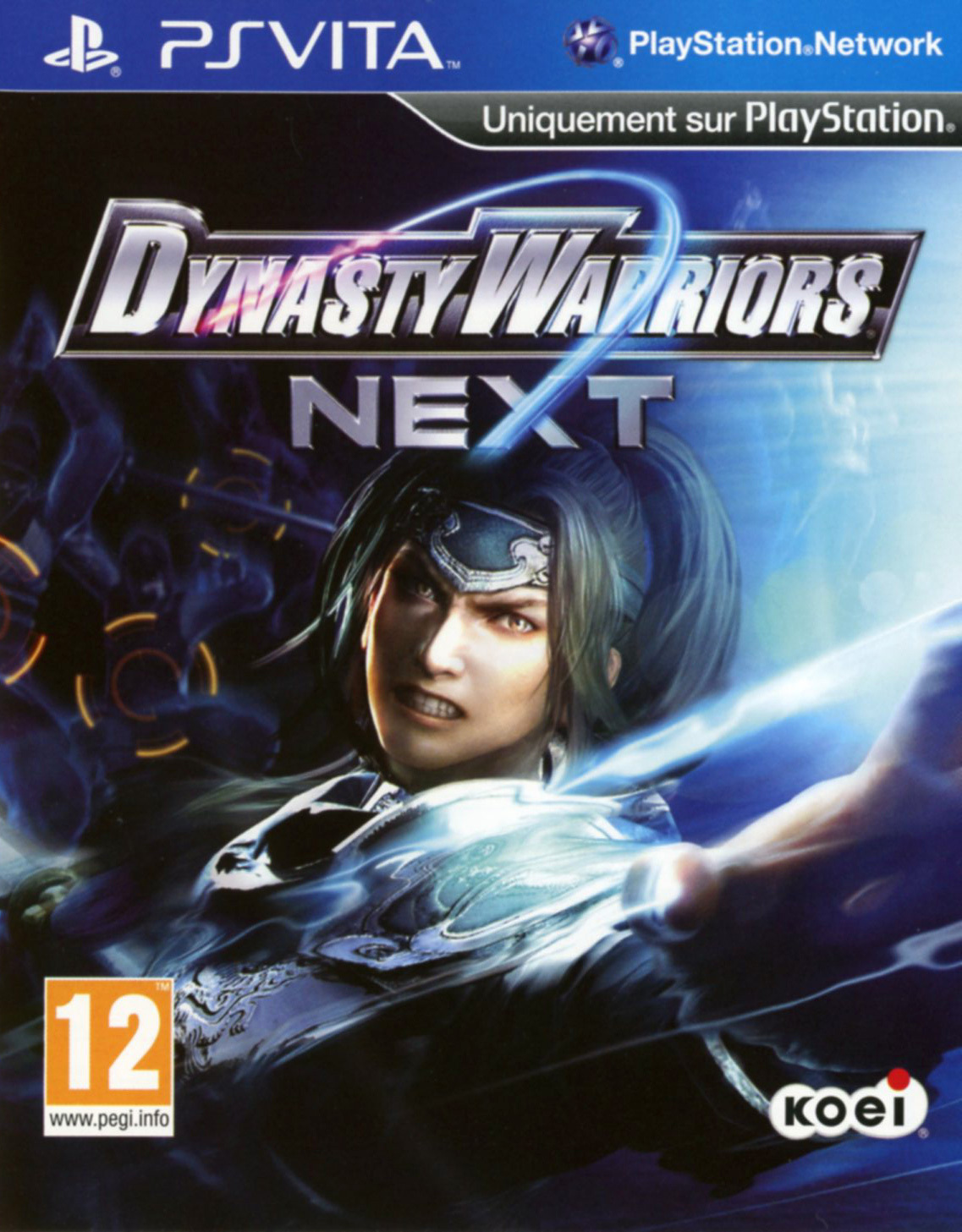 Dynasty Warriors Next PS Vita occasion