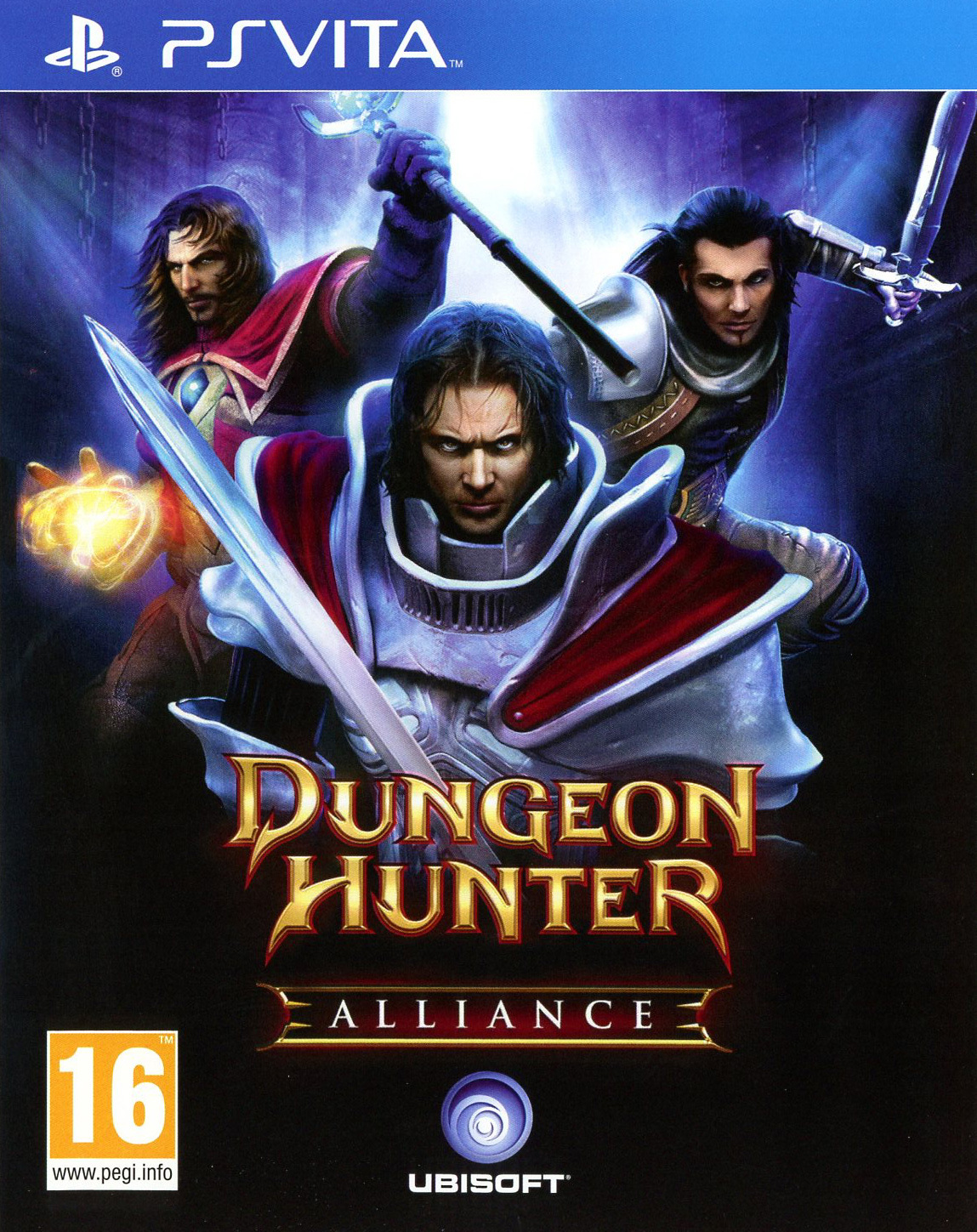 Dungeon Hunter Alliance PS Vita occasion