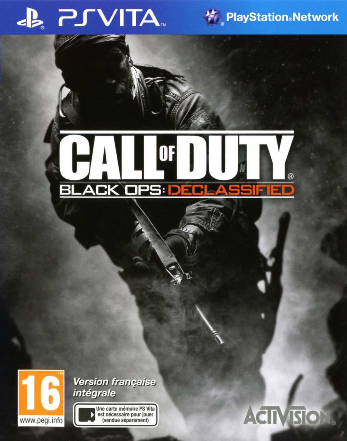 Call of Duty Black Ops Declasified PS Vita occasion