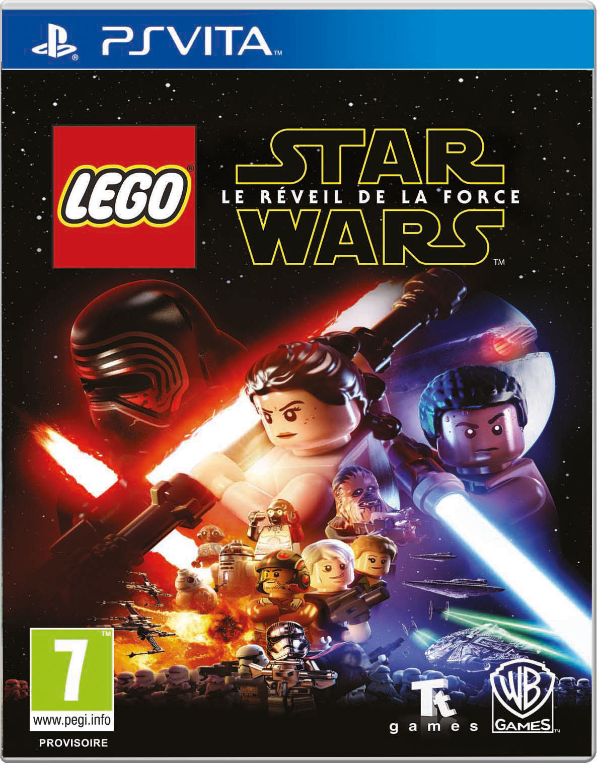 Lego Star Wars Le Réveil de la Force PS Vita occasion