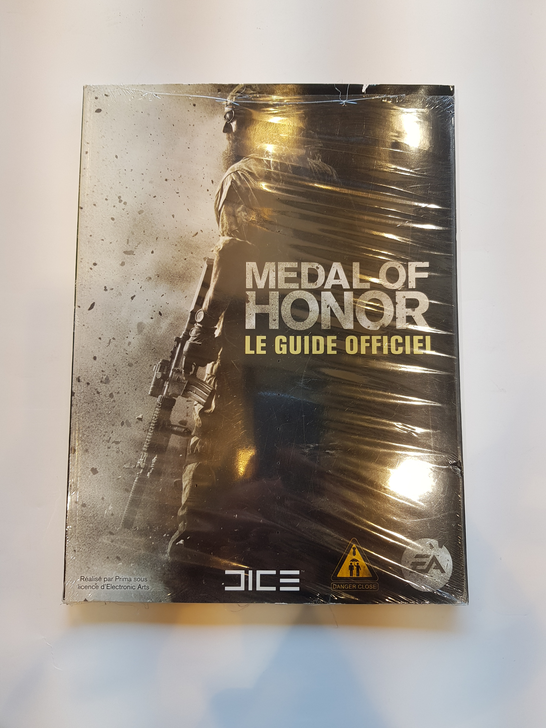 Guide Medal of Honor Neuf FR occasion