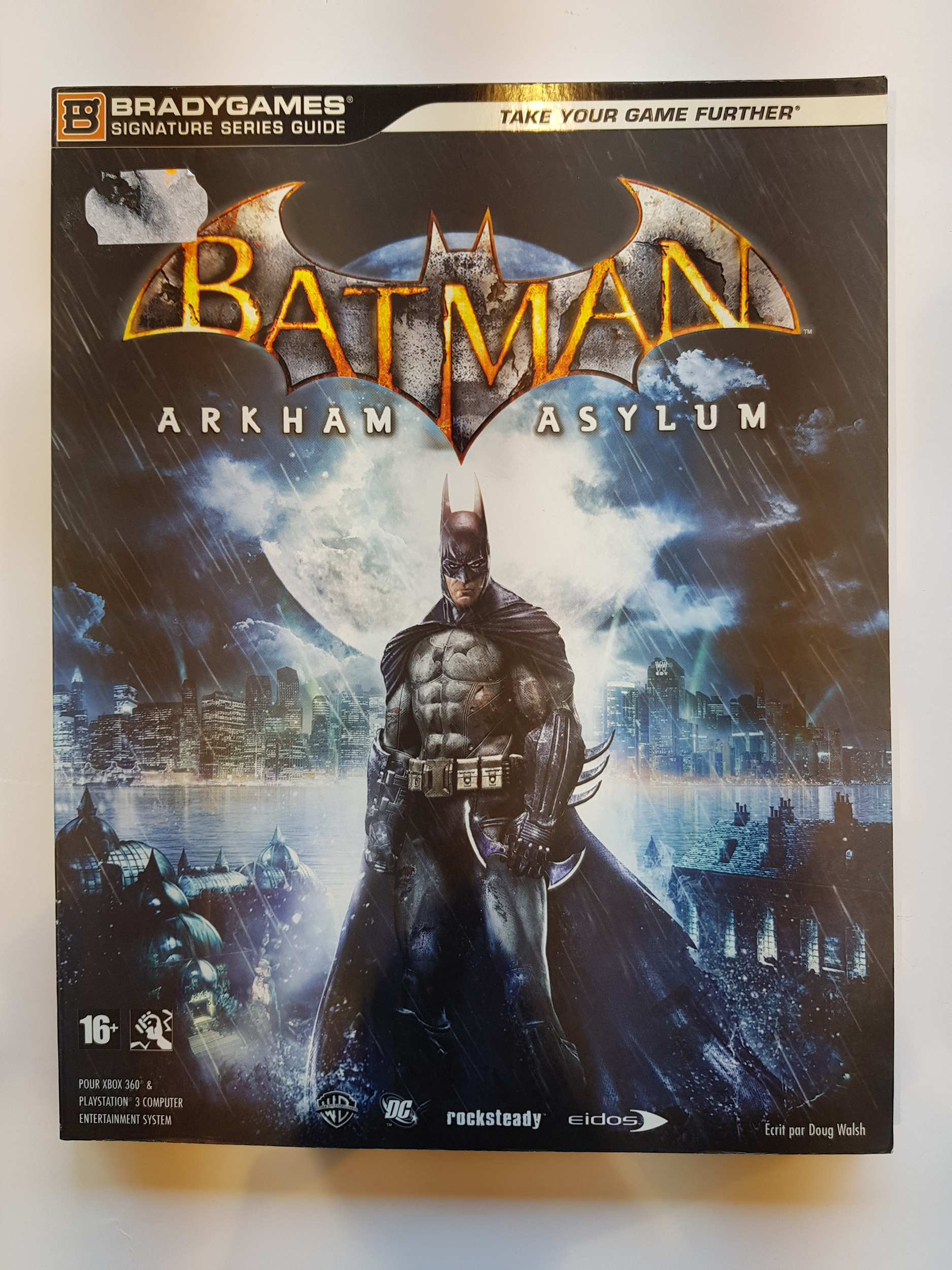 Guide Batman Arkham Asylum FR occasion