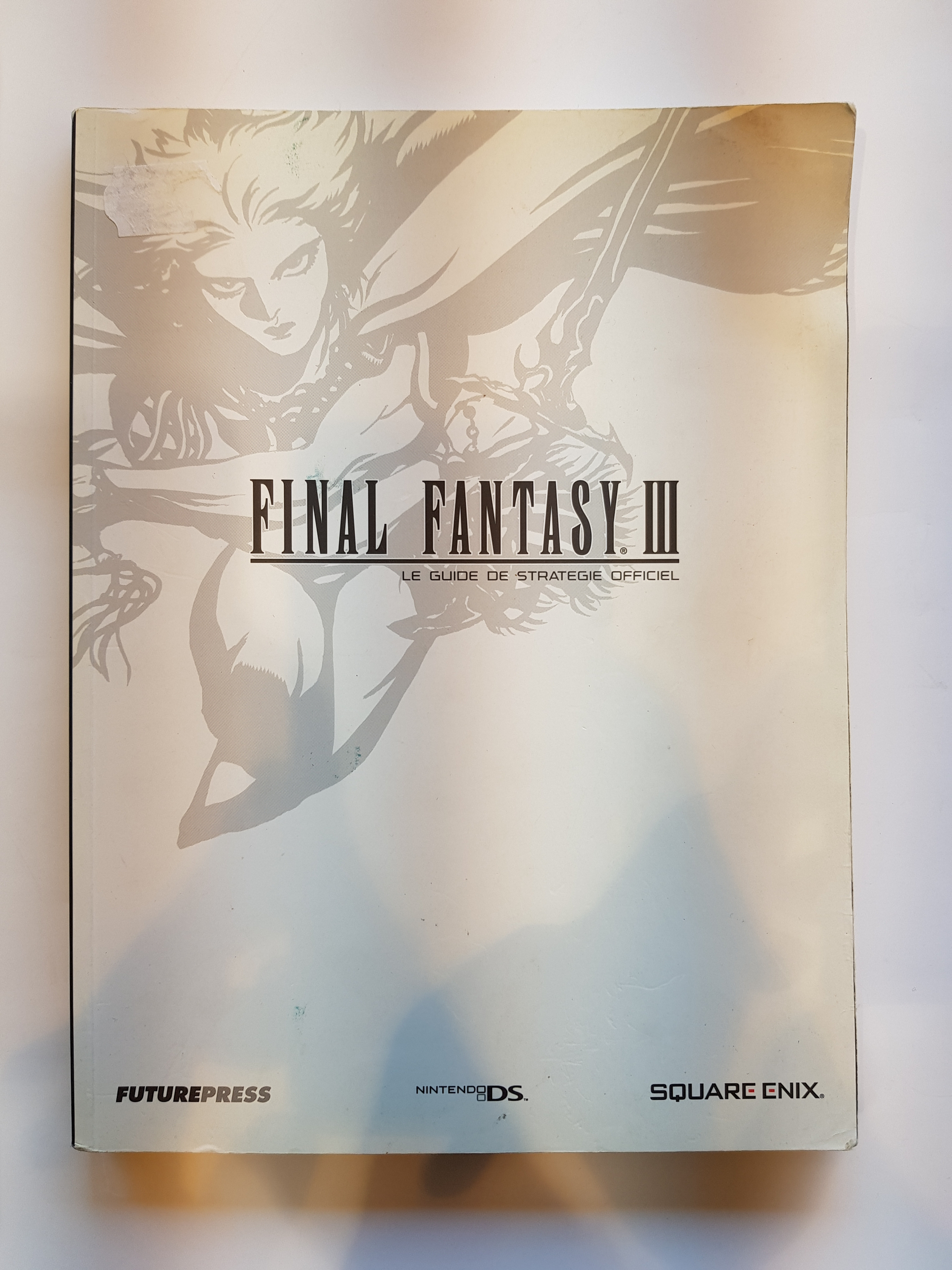 Guide Final Fantasy III Nintendo DS FR occasion