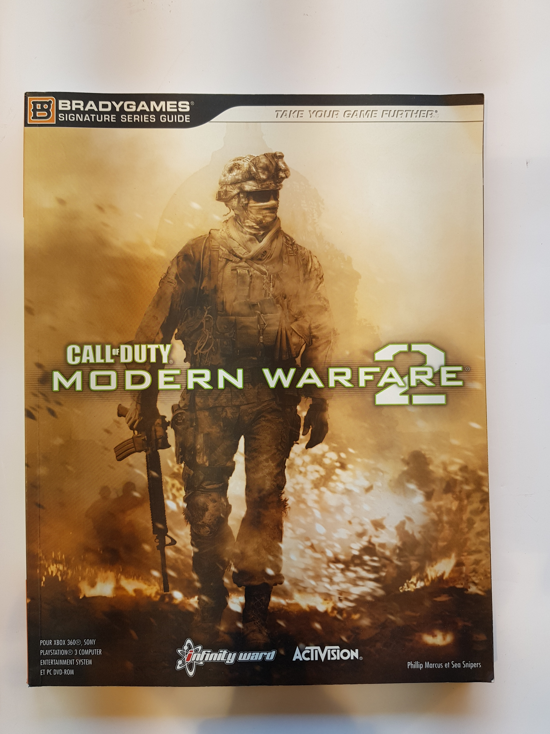 Guide Call of Duty Modern Warfare 2 FR occasion