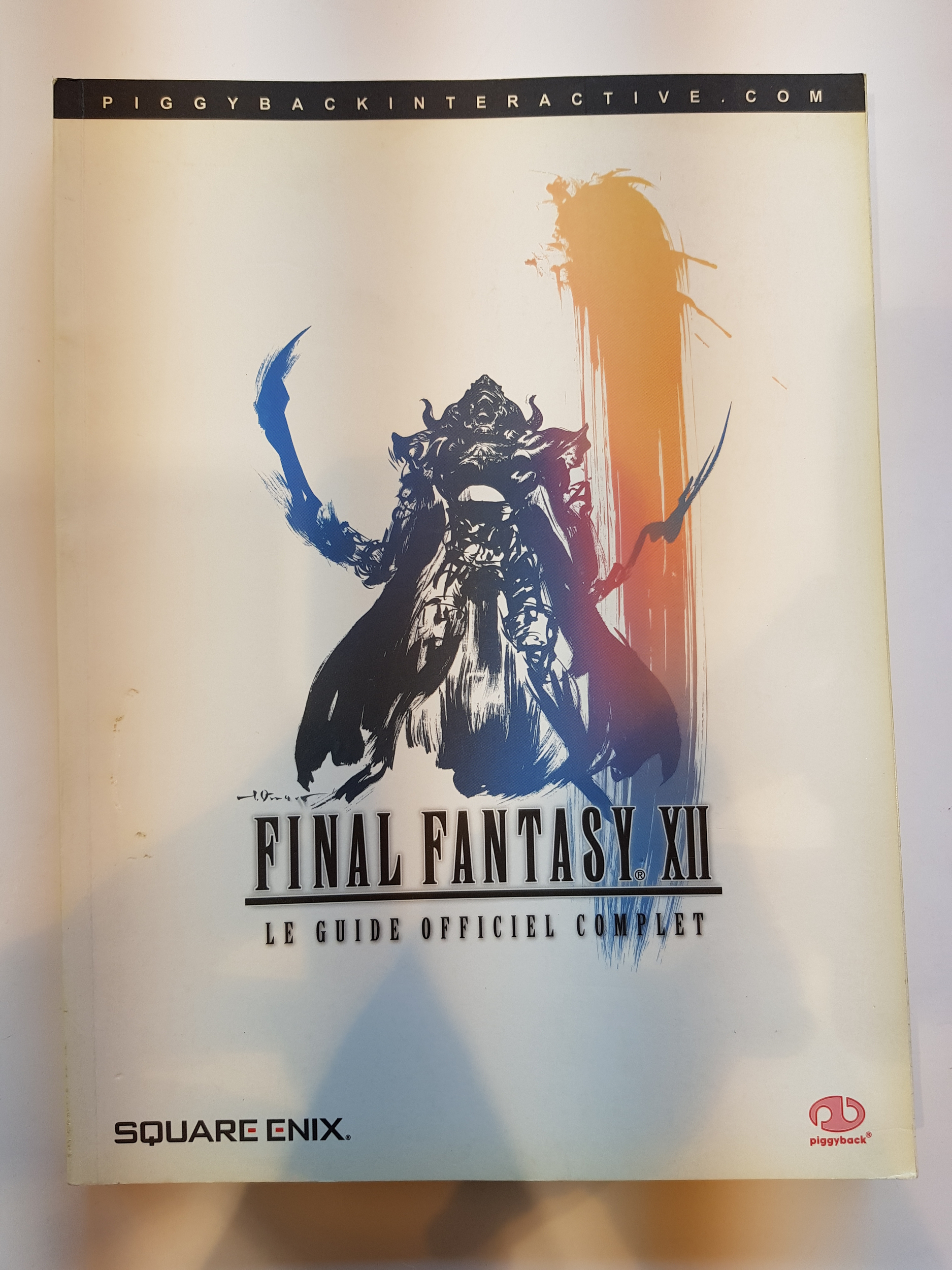 Guide Final fantasy XII FR occasion