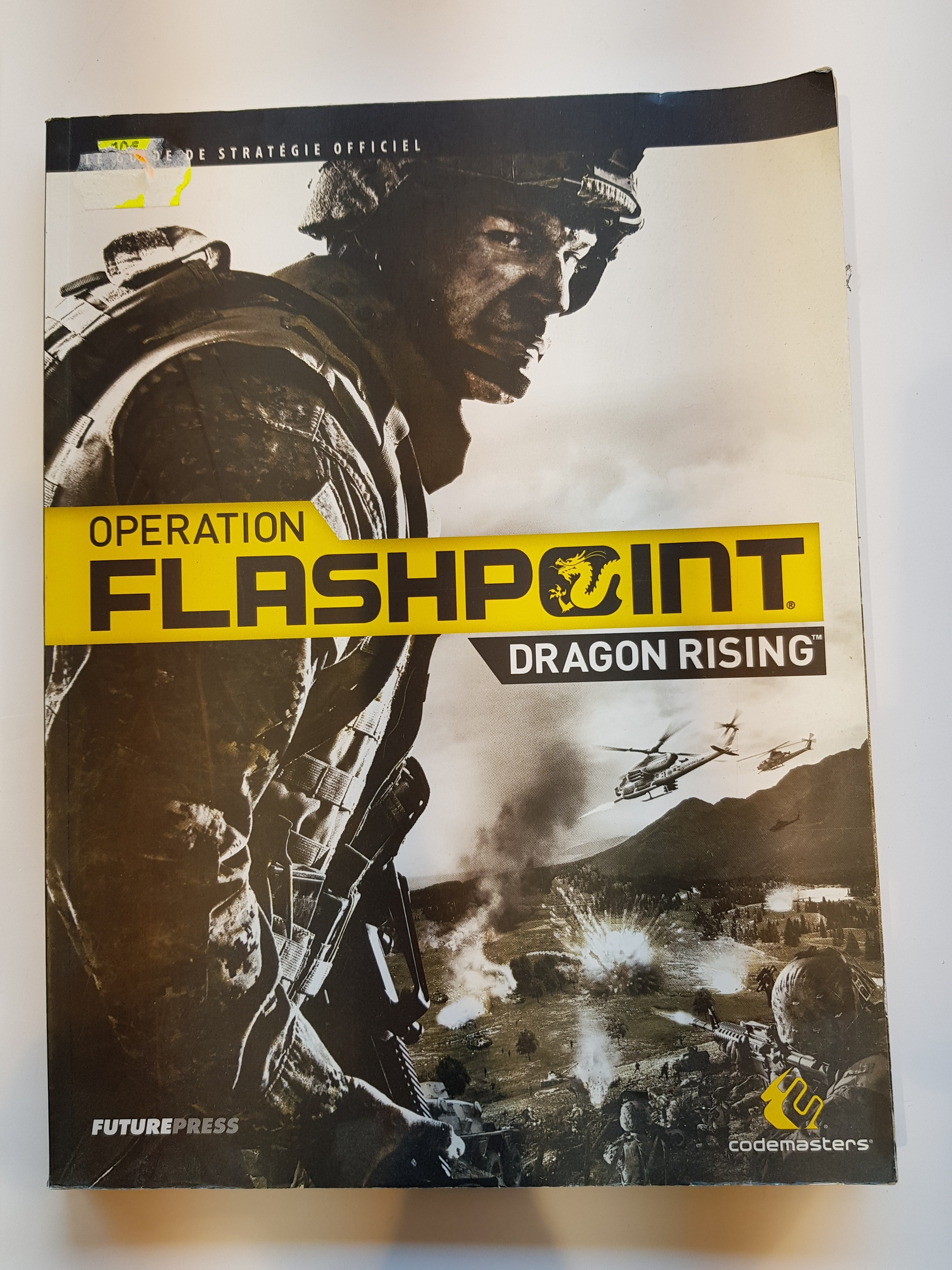Guide Opération Flashpoint Dragon Rising FR occasion