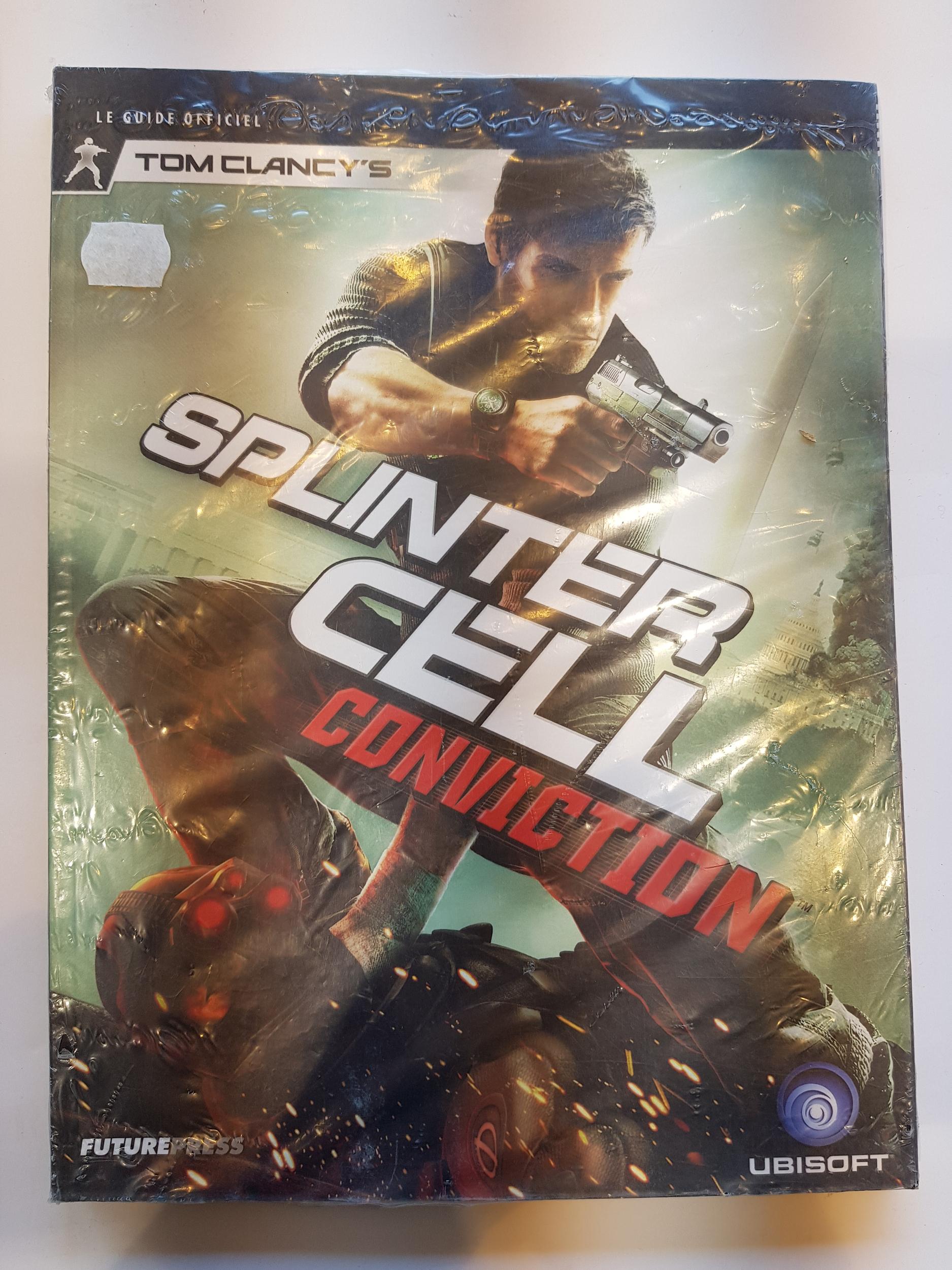 Guide Splinter Cell Conviction Neuf FR