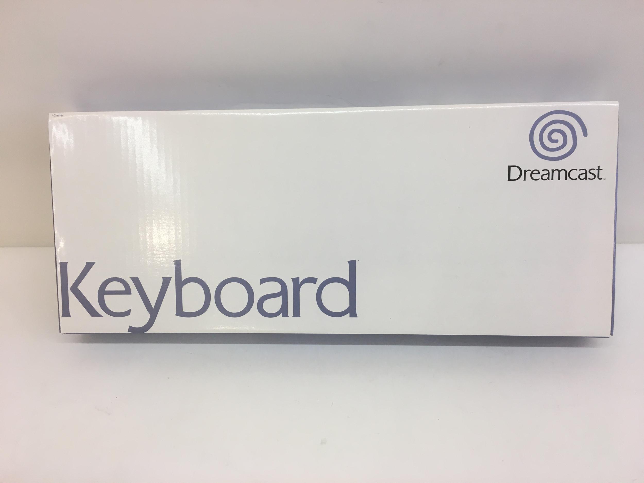 Clavier Dreamcast