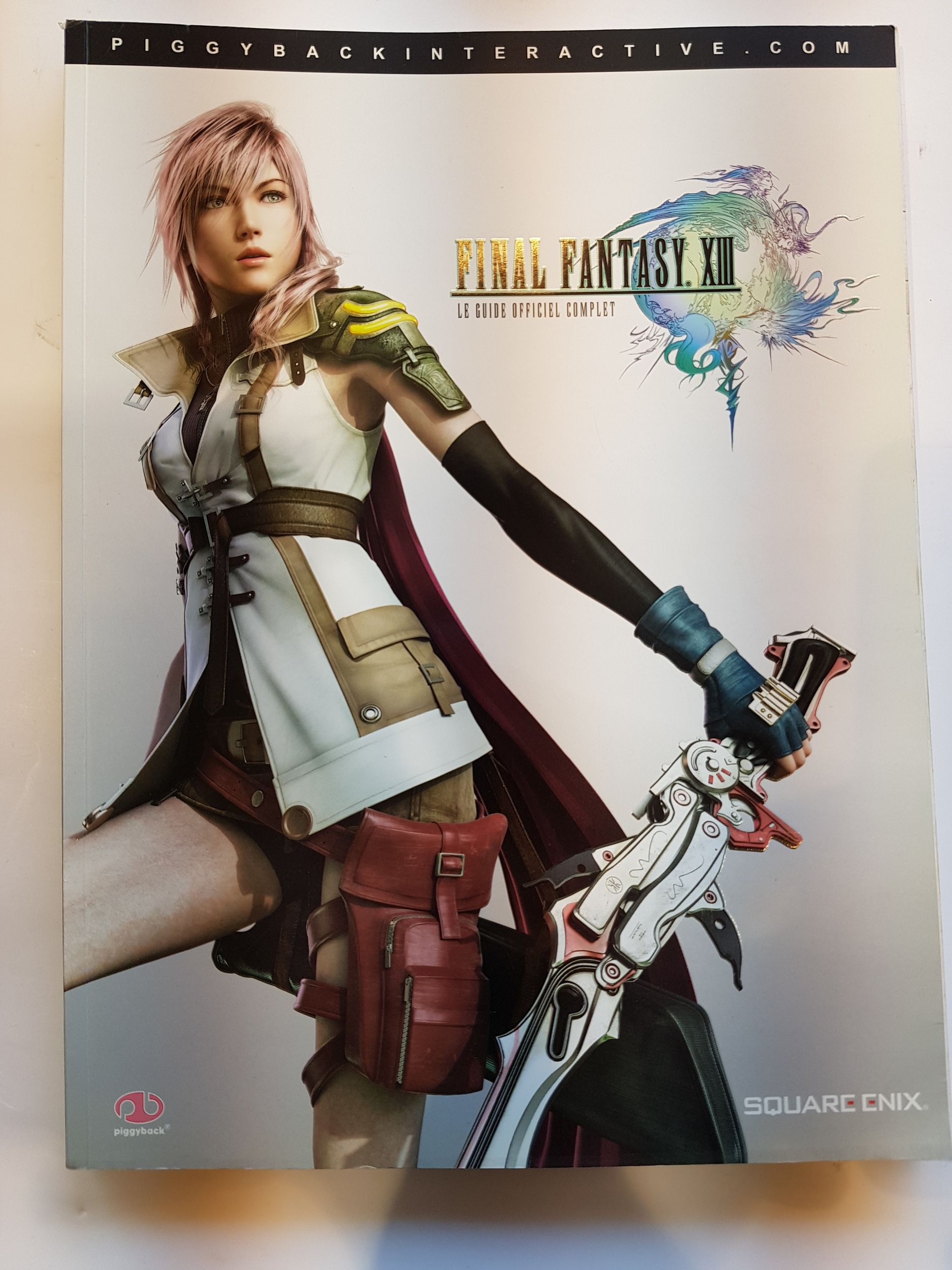 Guide Officiel Final Fantasy XIII FR occasion