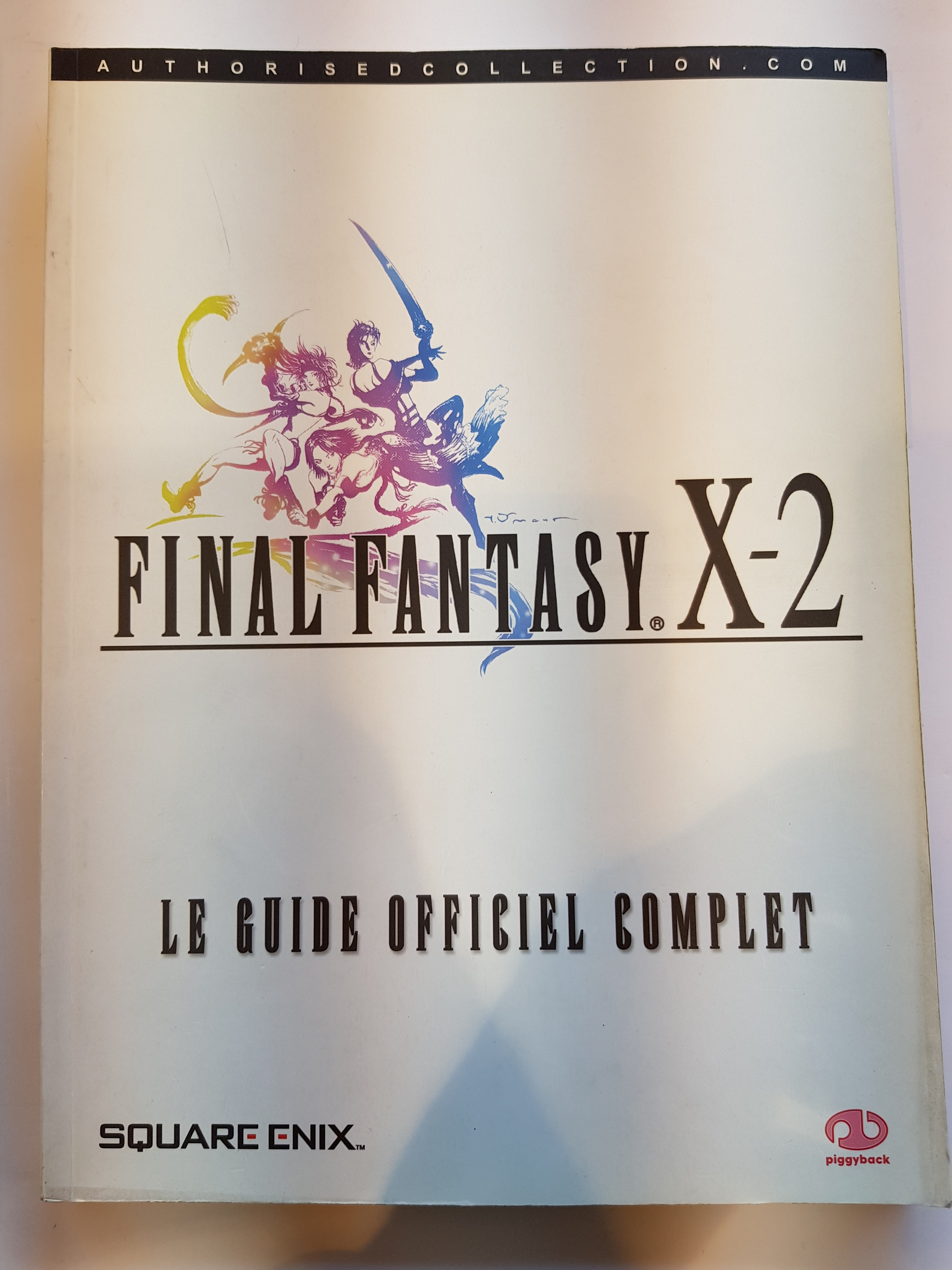 Guide Officiel Final Fantasy X-2 FR occasion