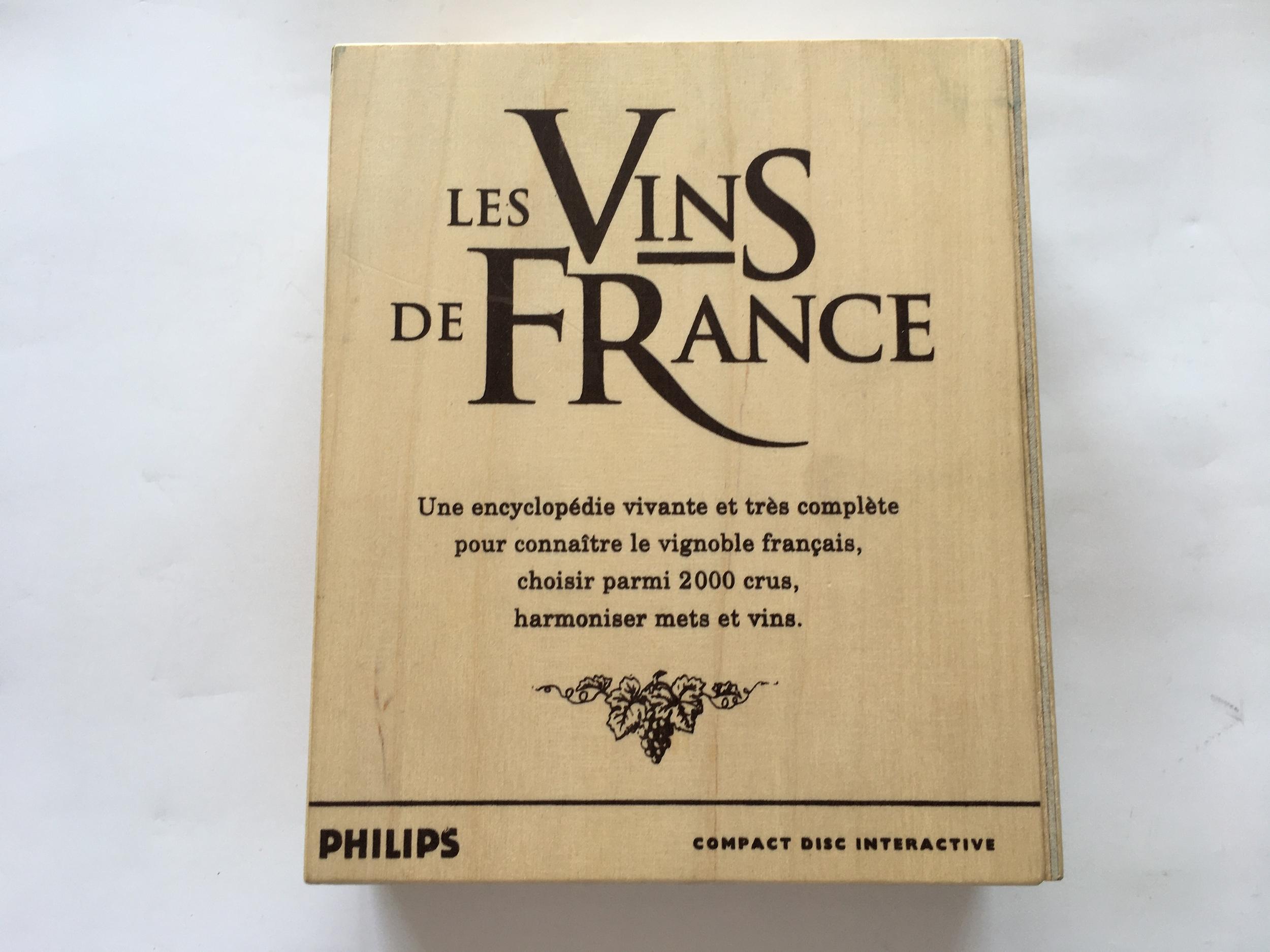 Les Vins de France CD-i