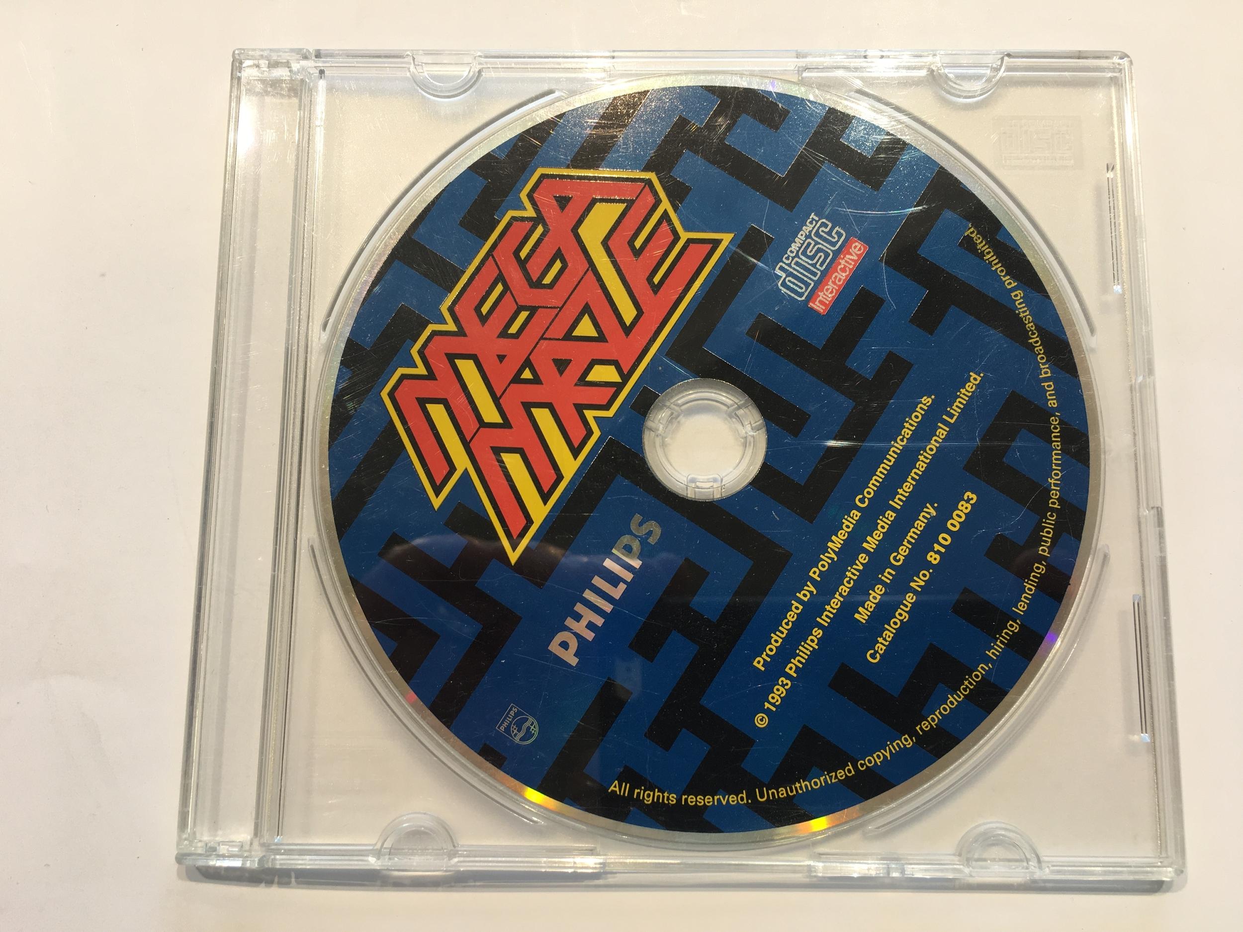 Mega Maze CD-i