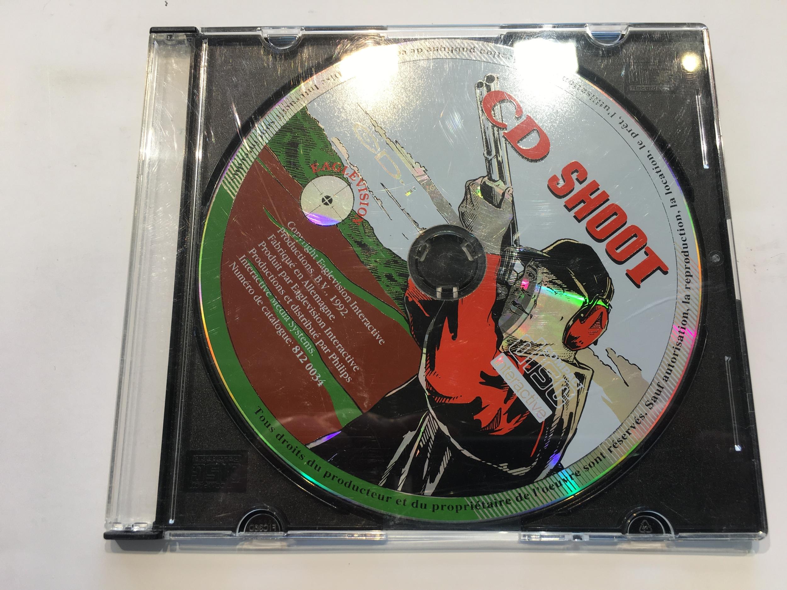 CD Shoot CD-i