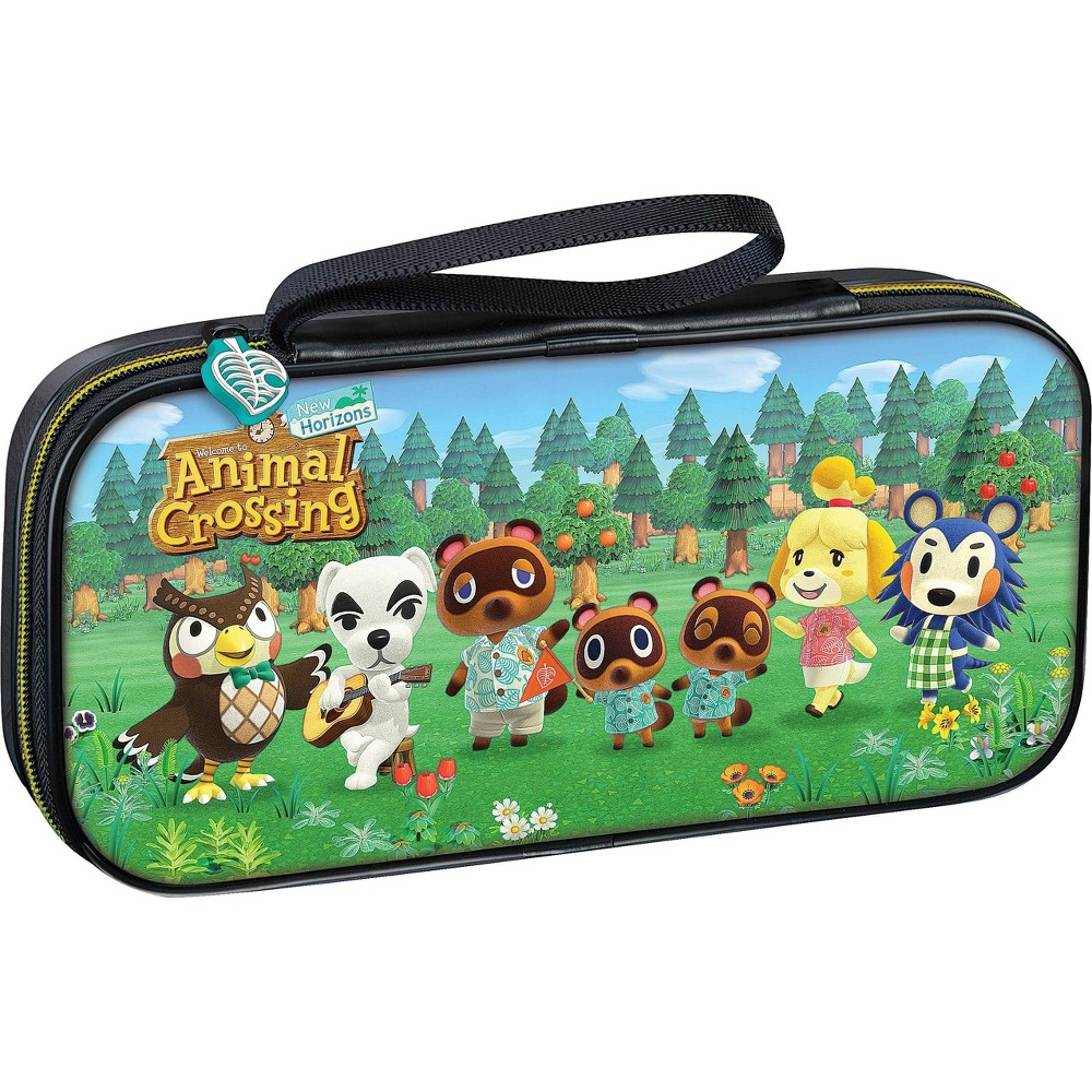 Pochette Animal Crossing Nintendo Switch