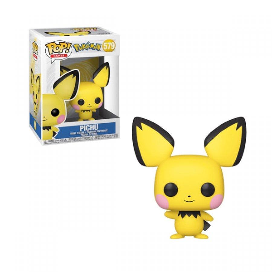 Funko Pop Pokemon 579 Pichu neuf.